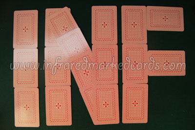 Fournier 1-40 Spanish Marqué cartes